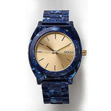 Nixon Time Teller Acetate Watch, $150