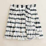 J. Crew Soiree Skirt in Shibori Tie-Dye, $225