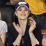 Rachel McAdams Drinks Beer, Dances For the JumboTron, and Cheers on the Canucks in the Stanley Cup!