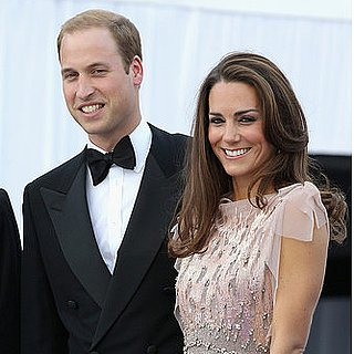 Prince William and Kate Middleton Pictures at the Ark Dinner