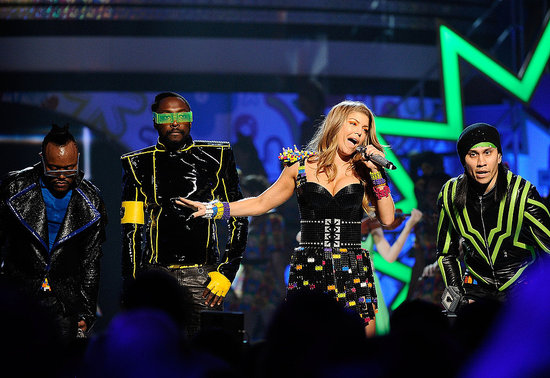 The Black Eyed Peas' Geeky Stage Costume Evolution