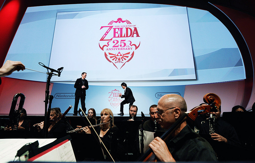 Legend of Zelda 25th Anniversary Orchestra