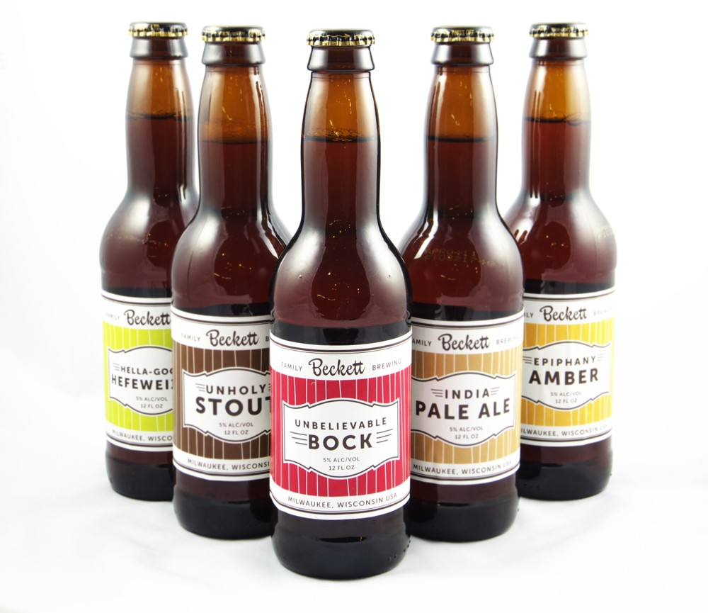 Printable Beer Bottle Labels