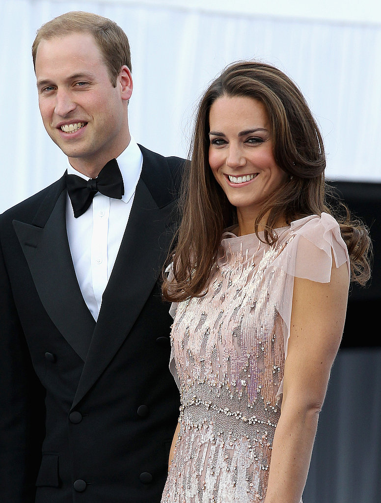 William and Kate Kick Off a Lifetime of Royal Engagements