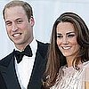Video: Kate Middleton and Prince William at ARK Dinner in Jenny Packham Dress, and Prince Harry's Wedding Plans