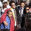 Will Smith Pictures at His Son Trey's Graduation