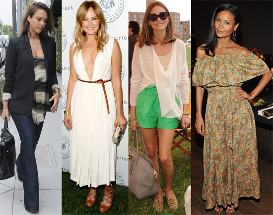 Fab's Top 10 Celebrity Looks of the Week — Jessica, Olivia, Thandie, and More!