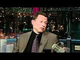 Video of Jon Cryer Talking About Charlie Sheen on The Late Show With David Letterman