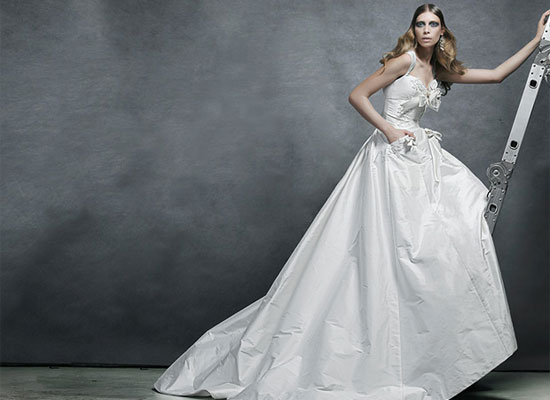 Fab 39s Top Ten Traditional Wedding Dresses We Found Online Gorgeous Bridal