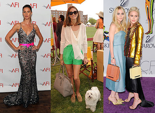 Pictures of the Top Ten Best Dressed Olivia Palermo, Rosie Huntington-Whitely, Liv Tyler
