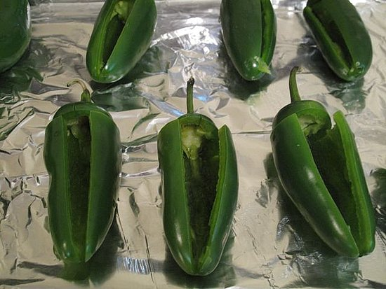 How to Prep Peppers For Jalapeño Poppers