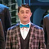 Daniel Radcliffe Performs at the Tony Awards