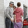 Tom Cruise Pictures With Katie Holmes and Suri Cruise
