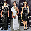 Celebrity Dresses at Butterfly Ball