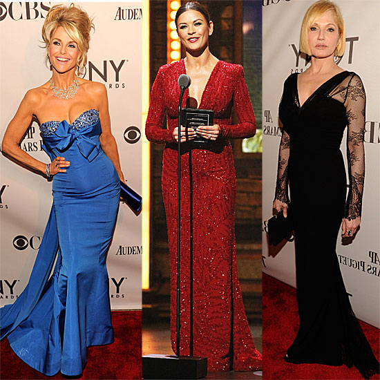 Who's Your Tony Awards Best Dressed?