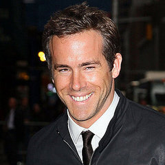 Ryan Reynolds Skinny on Ryan Reynolds Looked Dapper In A Skinny Tie And Slacks