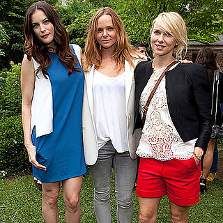 Naomi Watts and Liv Tyler Pictures at Stella McCartney's Resort Party