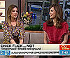 Video Interview of Bridesmaids Stars Kristen Wiig and Rose Byrne on Sunrise With Melissa Doyle