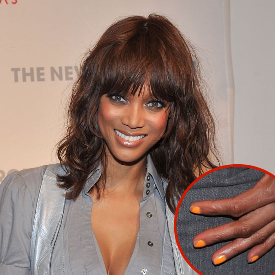 For These Stars, Chipped Nails Are No Big Deal