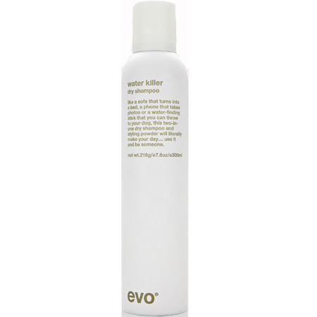 Evo Water Killer Dry Shampoo, $29.95