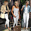 How to Wear White Jeans 2011-06-16 13:35:51