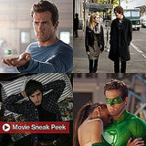 Movie Sneak Peek: Green Lantern and The Art of Getting By