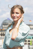 Cameron Brings Bad Teacher to Berlin and Shares About Her Unsexy Love Scene With Justin