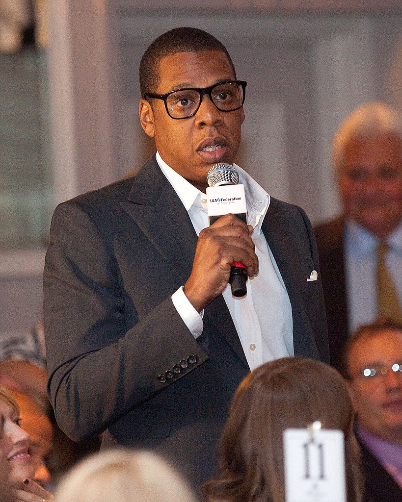 Jay-Z Has a Visionary Lunch, and We Offer a Chance to Meet His Wife Beyoncé!