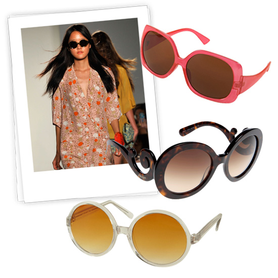 10 Fresh, Unconventional Summer Sunglasses