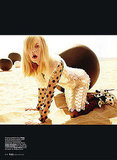 Emma Stone Gets Fashion-Forward For Elle