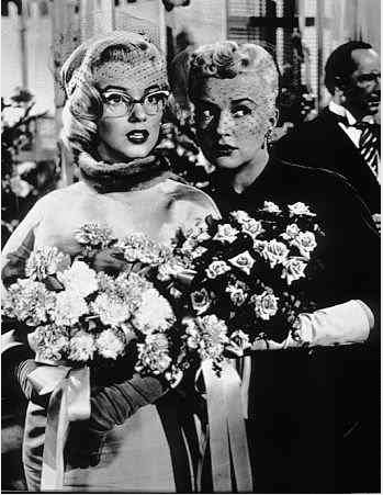 Marilyn Monroe and Betty Grable, How to Marry a Millionaire