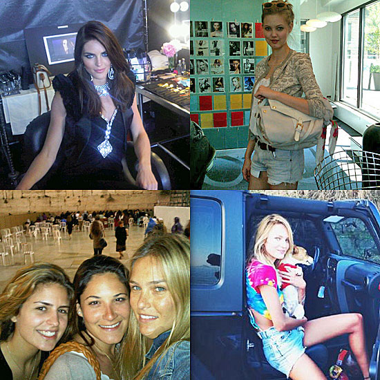 Pictures of Celebrities and Models on Twitter 2011-06-21 04:38:10