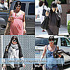 Pictures of Selma Blair&#039;s Pregnancy Style