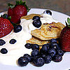 Recipe For Whole Wheat Mixed Berry Pancakes