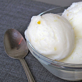 Lemon-Buttermilk Sorbet Recipe