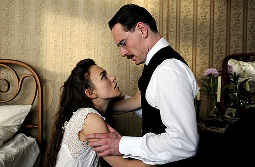 Dangerous Method Trailer Starring Keira Knightley and Michael Fassbender