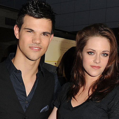 Kristen Stewart and Taylor Lautner at 2011 LA Film Festival