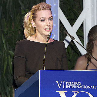 Kate Winslet at Yo Dona Awards
