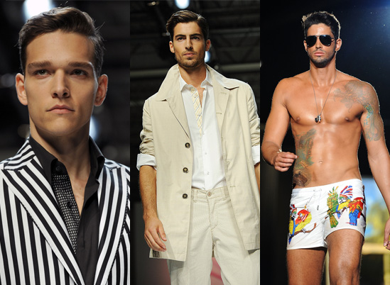 The Male Models of Milan Fashion Week: Hot or Not So Much?