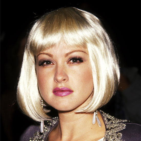 See Cyndi Lauper's Beauty Evolution