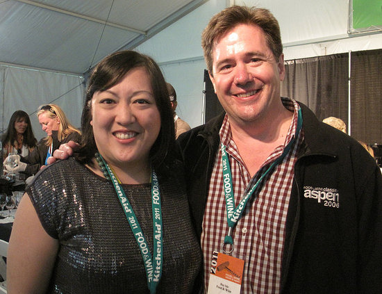 Belinda Chang and Ray Isle