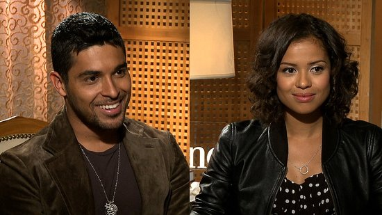 "Wilmer Valderrama and Gugu Mbatha-Raw Clue Us In On Their Winning Chemistry and ""One of the Coolest Men Alive"" Tom Hanks"