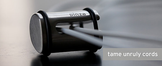 Manage Your Desktop Cables With Pinza