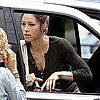 Jessica Biel Filming Total Recall in Toronto Pictures