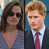 Pippa Middleton and Prince Harry Romance Rumors Video