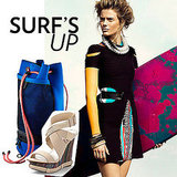 How to Dress Like a Surfer Girl