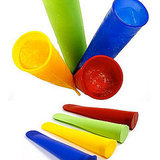 Norpro Silicone Ice Pop Maker Set ($8)
