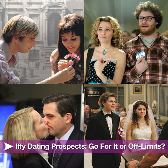 Iffy Dating Prospects: Go For It or Off-Limits?