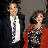 After breaking up with Kelly Preston, George Clooney started dating Talia Balsam. They married in Vegas in 1989 and divorced in 1993.