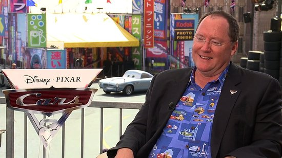 Video: Cars 2 Director John Lasseter Talks Strong Female Characters and Casting the Legendary Michael Caine